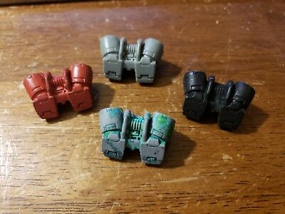 Warhammer 40k Space Marines Army Bits Plain Assault Jump Pack x1