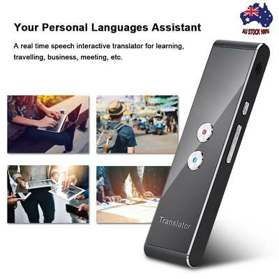 T8 Intelligent Translators Multi-languages Portable Wireless Voice Hot