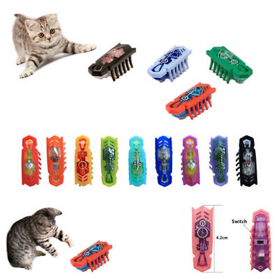 Electric Cat Amazing Hex bug Toy Plastic Cats Robotic Insect Hexbug Pet Partner