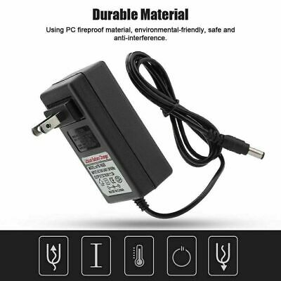 16.8/21V 2A AC/DC Charger Adapter for 4S 18650 Li-ion LiPo Lithium Battery Packs