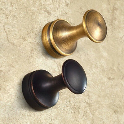 European Style Hook High Quality Copper Gold Bathroom Coat Hook Wall Mounted