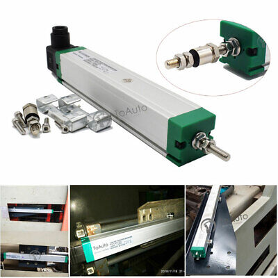 50-600MM Linear Displacement Sensor Position Transducer Scale Injection Molding