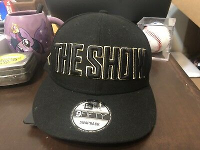 013c50b6614 MLB 18 THE Show Exclusive NEW ERA ALL RISE EDITION 9FIFTY HAT ...