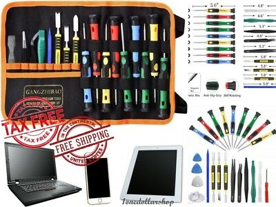 25 Pcs Professional Repair Tool Kit Set iPhone Tablet Cell Smart Phone Computer
