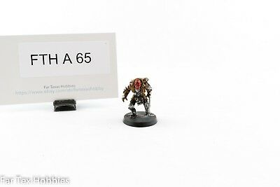 Games Workshop Lord of the Rings Evil LOTR Orc Gorbag Metal Pained A65