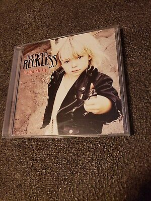 Light Me Up [Bonus Track] by The Pretty Reckless (CD, Feb-2011, Interscope (USA)