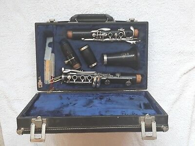 Clarinet  Boosey & Hawkes Imperial 926 Reg 305883 Pro Quality