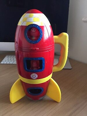 PEPPA PIG TOY Spaceship Rocket With Phrases & Sound Effects Age 3+