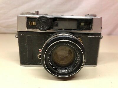 Old Vtg MARQUIS TARON Collectible Camera Photo Picture Photography