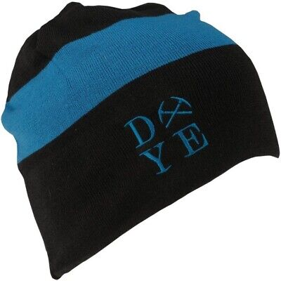 Dye 3am Gorro Paintball Gorra (Negro/Azul)