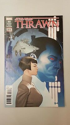 Marvel Comics: Star Wars Thrawn #3 - 2018 - BN Bagged and Boarded