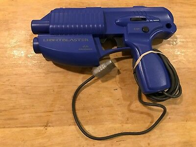 Performance Lightblaster Light Gun Controller Sony Playstation 1 PS1 Console