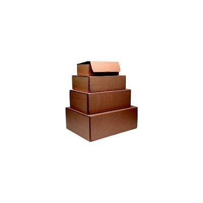 43383249 Kendon Mail Box Xs 245X150X33mm Pack of 20 Brown