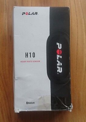 Polar H10 Heart rate sensor Bluetooth with Strap - Boxed