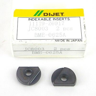 DIJET BALL NOSE Indexable end mill SWB2125HS Carbide Inserts JC5015 11120-Z0181