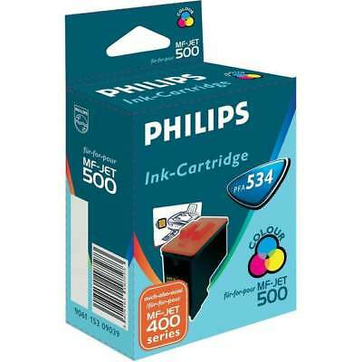 PHILIPS PFA 534 3 colors Ink Cartridge for Ink fax PHILIPS FaxJet