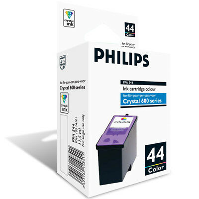 PHILIPS PFA 544 3 colors Ink Cartridge for Ink fax PHILIPS Crystal Series