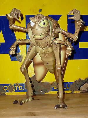 Large Free Standing Animated Hopper, A Bug's Life by Disney Pixar 1998 SOUNDS