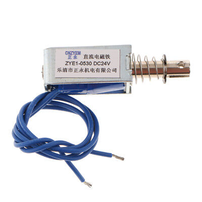 Component Solenoids, Electronic Components & Semiconductors