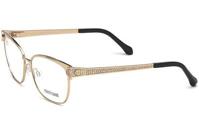 d3f5d52a42b Authentic Roberto Cavalli Eyeglasses RC0945 A28 Gold Frames 55MM Rx-ABLE