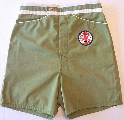 VINTAGE- SEARS Boys Swim Trunks 1960's