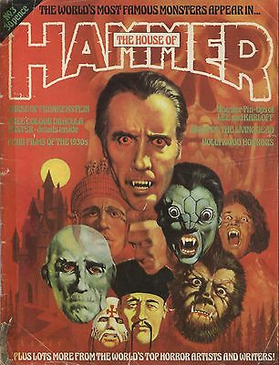 The Complete House Of Hammer / Halls Of Horror / Dvd Rom Collection
