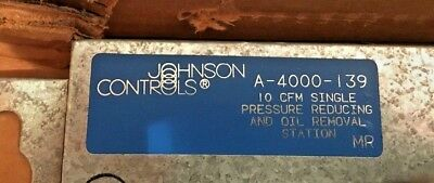 Johnson Controls Oil Removal and Pressure Reducing Station A-4000-139