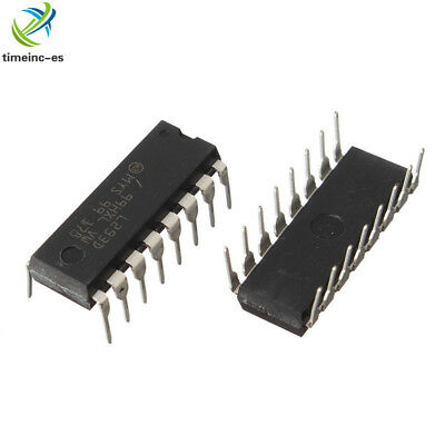 10Pcs L293D L293 L293B DIP/SOP Push-Pull Four-Channel Motor Driver IC NEW