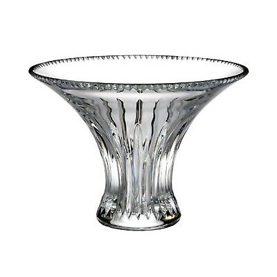 Waterford Crystal Carina Essence Bouquet Bowl Vase