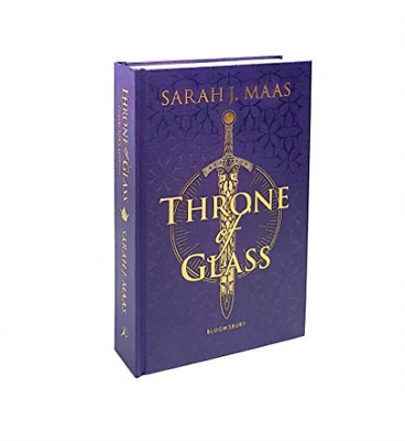 Sarah J Maas-Throne Of Glass Collector`S Edition (UK IMPORT) BOOKH NEW