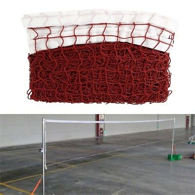 Badminton Tennis Volleyball Net For Beach Garden Indoor Outdoor Games 6.1m*0.76m