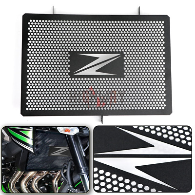 New Radiator Grill Guard Cover Protector for Kawasaki Z750 Z800 ZR800/R Z1000/SX