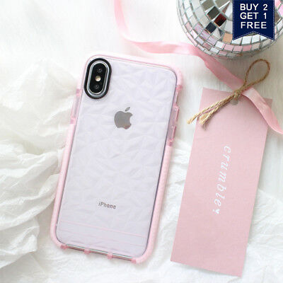 For iPhone 11 Pro Max XS Max XR X 8 Plus Shockproof Case Cute Girly Luxury Cover