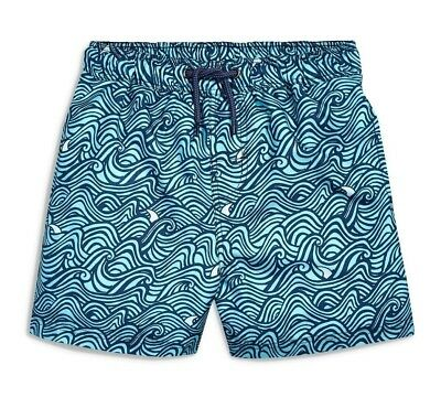 BNWTS NEXT Baby Boys Turquoise Blue Swimming Swim Shorts 3-6-9-12-18-24 months
