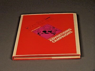 The Best in Advertising Campaigns - First Edition - The Print Casebooks
