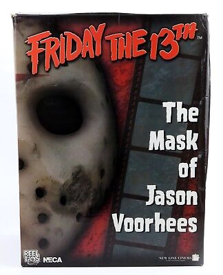 NECA - Friday The 13th - The Mask of Jason Voorhees Limited Edition Prop Replica