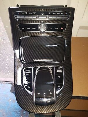 Mercedes E Class W213 Panel with Touchpad