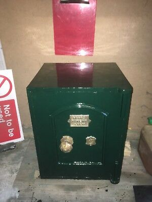 Old Vicorian Safe With Key