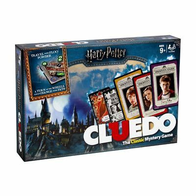 Harry Potter Cluedo Board Game - The Classic Mystery Game Special Edition