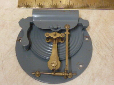 "Good Old 4"" Aneroid Barometer Movement- Working (C)"
