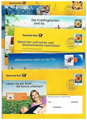 Plusbriefe Deutsche Post Bonn