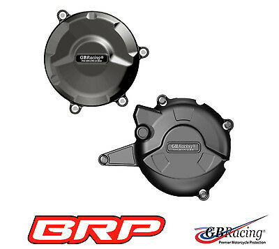 GBRacing Ducati 959 Panigale ab 2013 Motordeckel Protektoren Engine Cover set