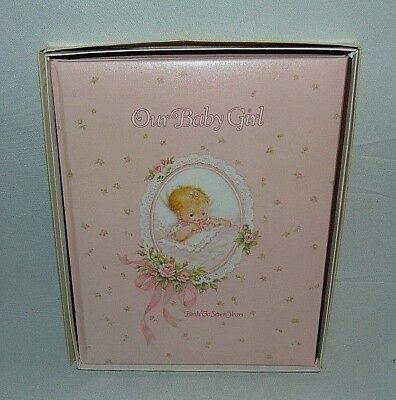 Memory Book for Baby Girl CR Gibson Company
