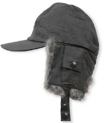 Christian Dior boy skihat snowhat real fur T 3 NEW BIG SALE price before 285USD