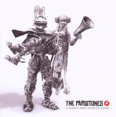 Parlotones,The-A World Next Door To Yours (US IMPORT) CD NEW