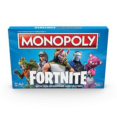 Monopoly Fortnite Edition Board Game NEW SEALED *IN STOCK* NUMBER 1 XMAS GIFT