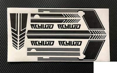 RC4WD Decal Sheet RC4ZS1369