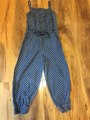 Girls Jumpsuit Age 5-6 Years Old (116cm)
