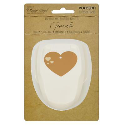 Vaessen hearts in a heart  love embossing Punch