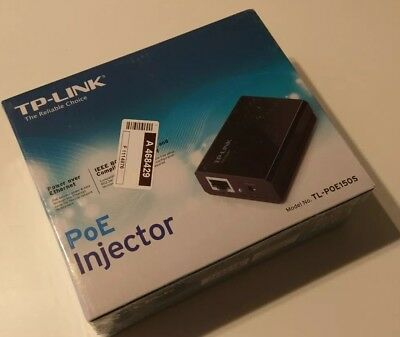 TP-Link TL-POE150S Power over Ethernet PoE Single-Port Injektor IEEE 802.3af